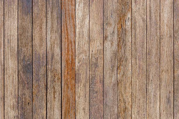 holz holz braun eichenpanelen als hintergrund verwendet werden - terrassen deck design stock-fotos und bilder