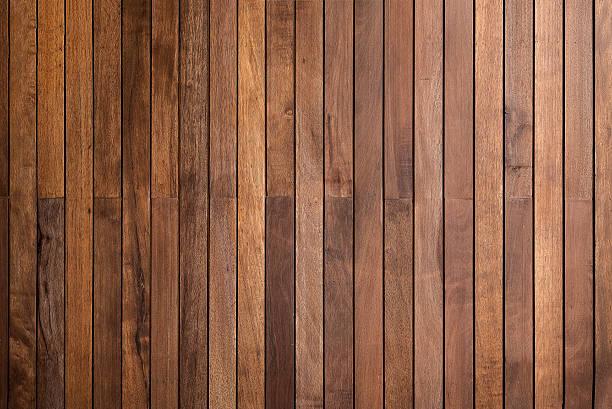 plancher en bois brun panneaux de chêne utilisé comme arrière-plan - mur bois photos et images de collection