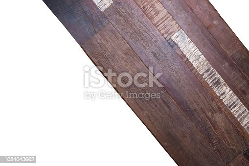 istock timber wood panel plank isolated on white background 1084043662