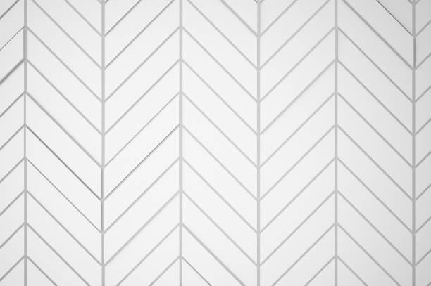 Timber wood slats pattern background, 3d render design stock photo