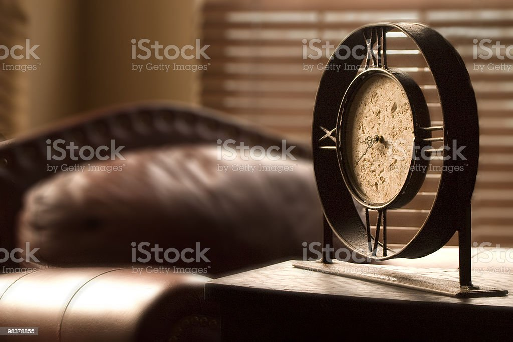 Time and Space royalty-free stock photo