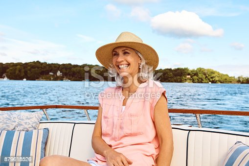 879618770 istock photo Time at sea is time well spent 879618526