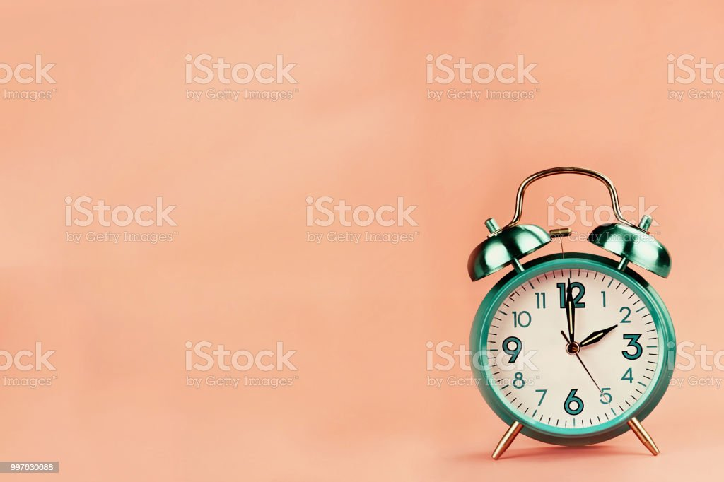 Time change stock photo