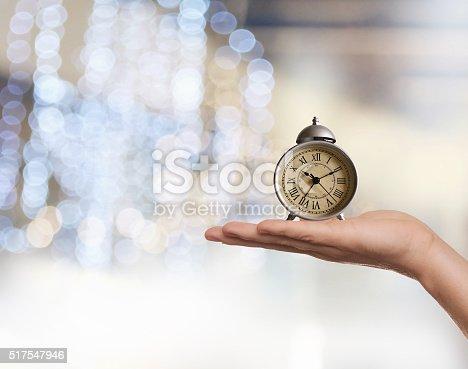 istock Time conceptual image 517547946