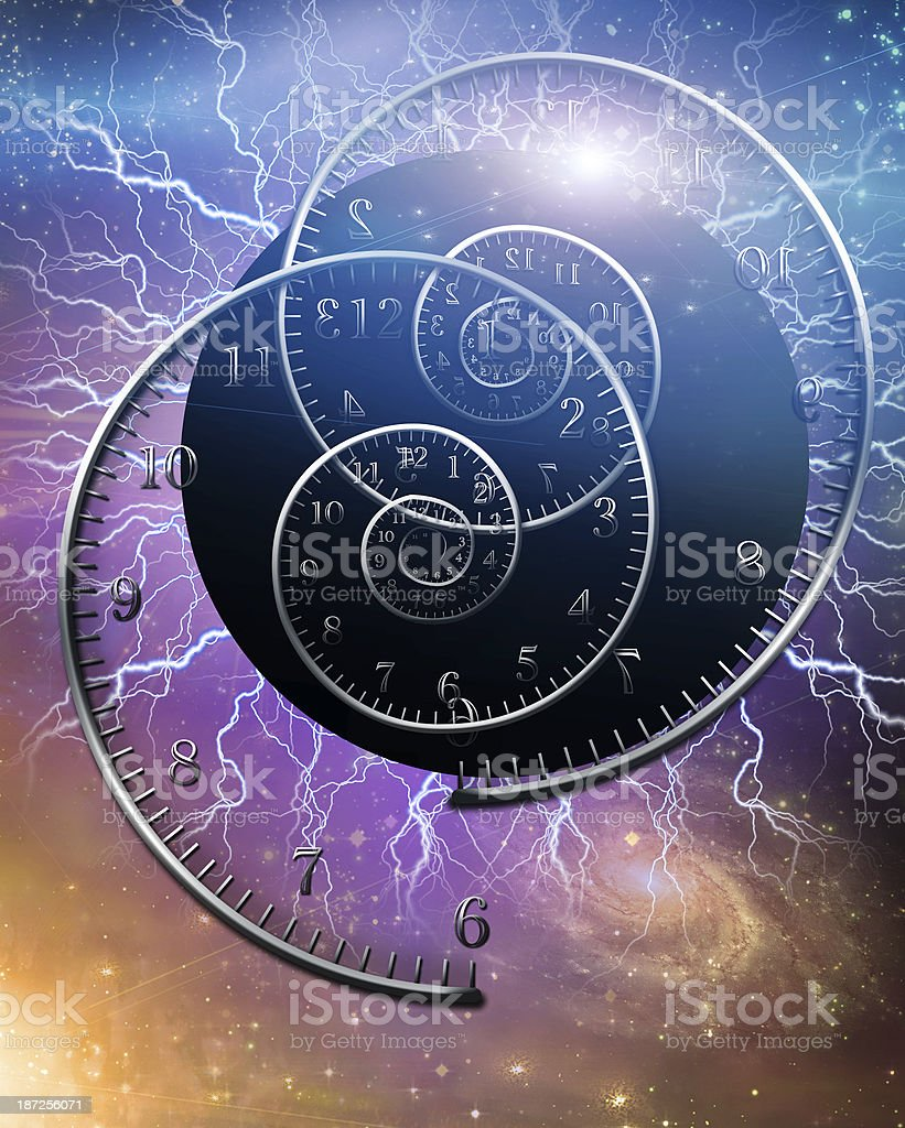 Time Electric stock photo