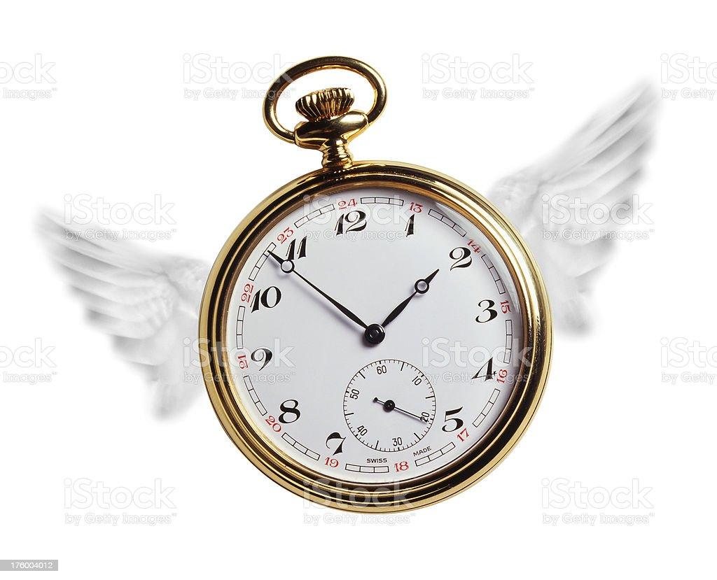 Time Flies 3 royalty-free stock photo