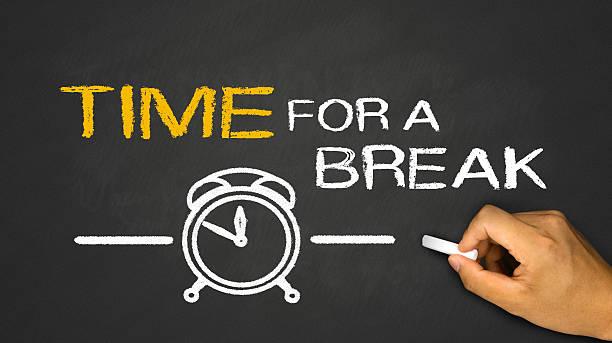 Break Time Banque d'images et photos libres de droit - iStock