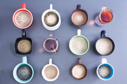 Zeit Für Eine Kaffeepause Oder Einen Nachmittagstee Stockfoto und mehr Bilder von Arabica-Kaffee - Getränk