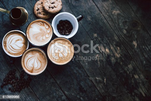 istock Time for a coffee with a friends? 610969986