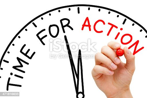 istock Time for Action 471816633