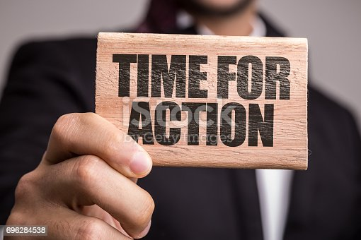 istock Time for Action 696284538