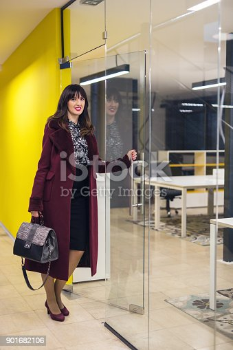 629805626 istock photo Time for another day at work 901682106