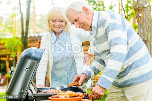 696841580istockphoto Time for barbeque. 477464752