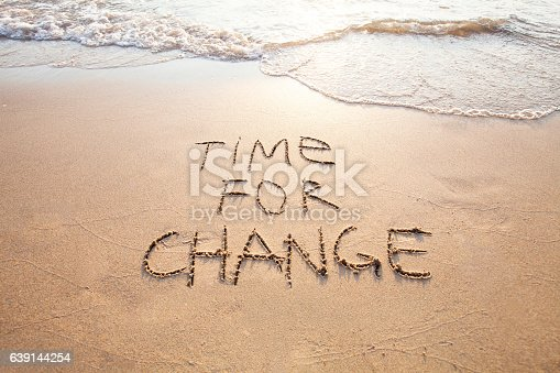istock time for change, concept of new life 639144254