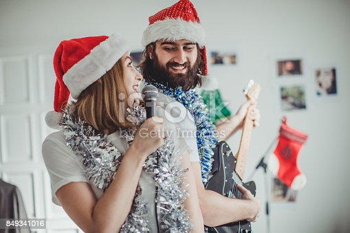 849362192 istock photo Time for christmas song 849341016
