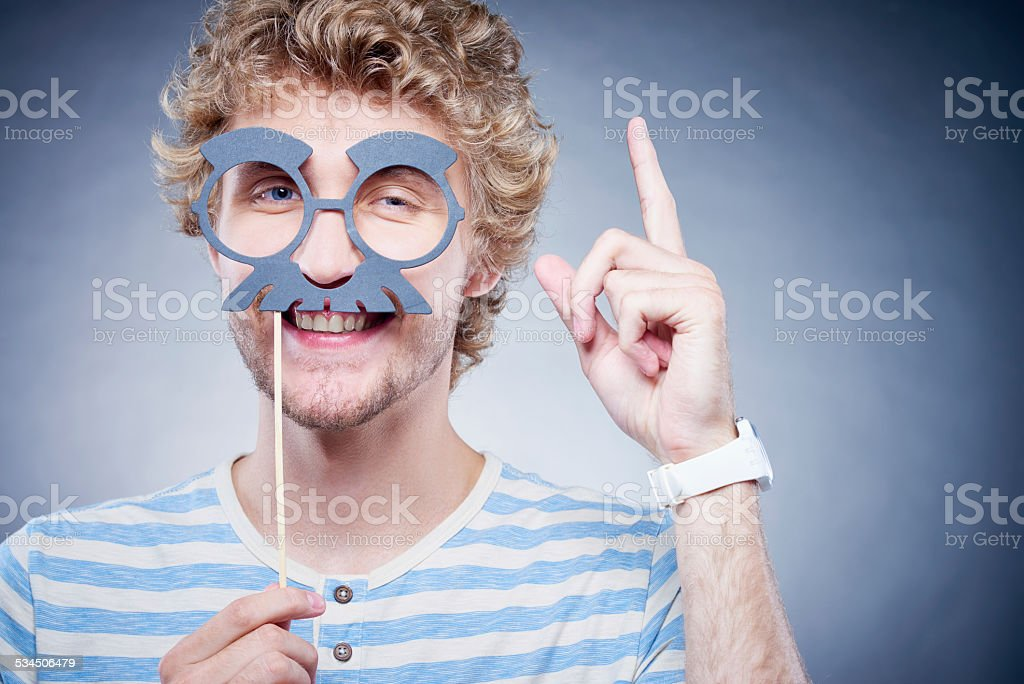 Time for fun stock photo