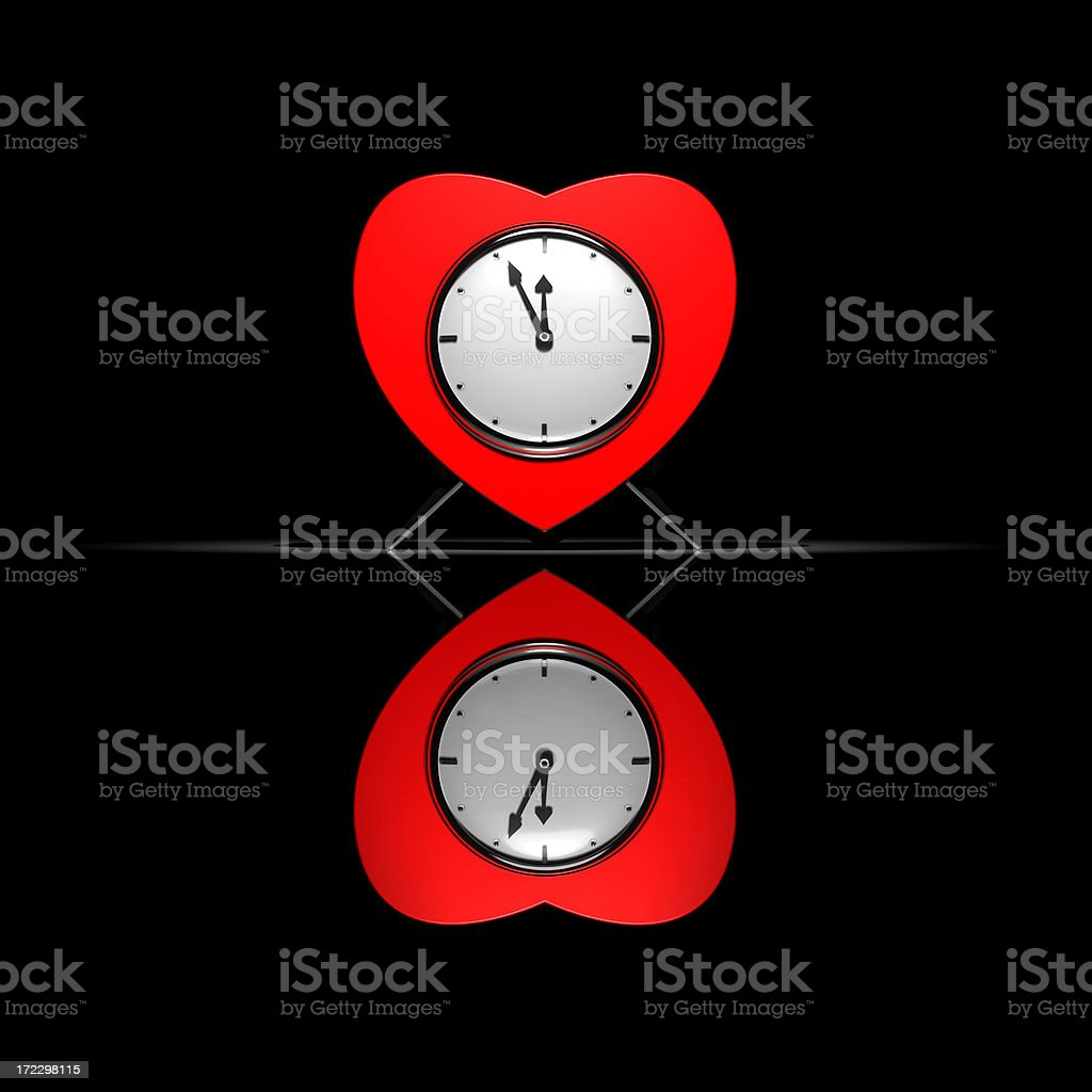 Time for Love XL royalty-free stock photo
