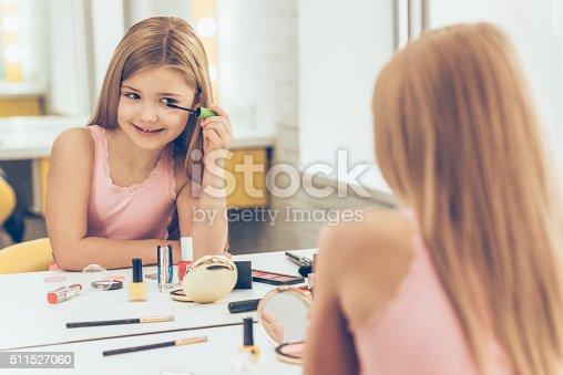 511527698 istock photo Time for mascara! 511527060