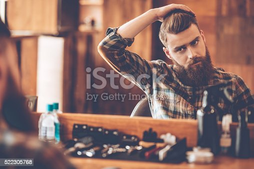 istock Time for new haircut. 522305768