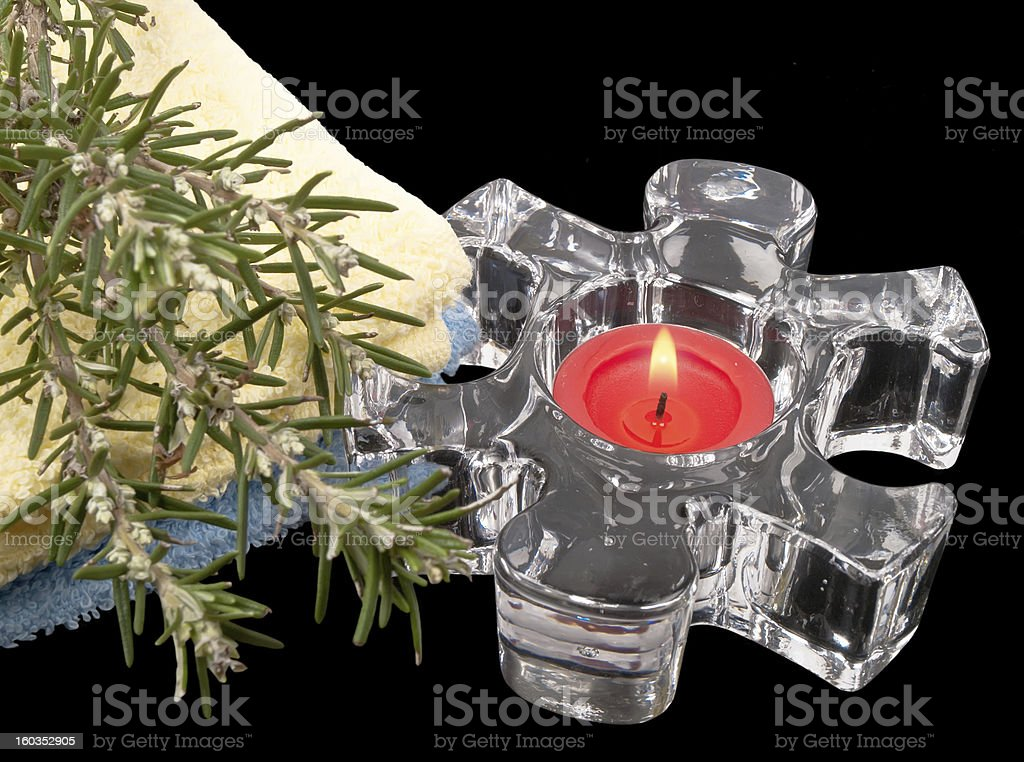Time for relax royalty-free stock photo