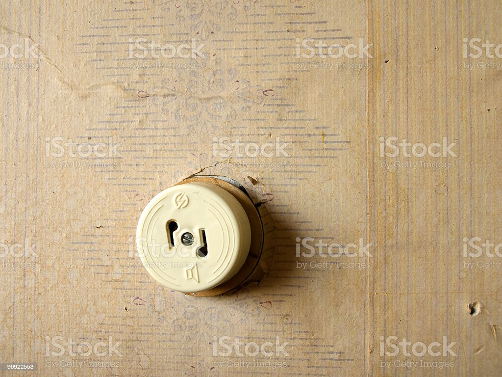 Time for renovation royalty-free stock photo