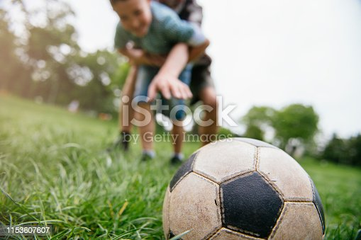 639800036istockphoto Time for soccer 1153607607