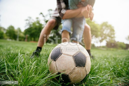 639800036istockphoto Time for soccer 1154024122