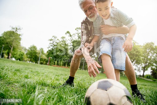 639800036istockphoto Time for soccer 1154361821