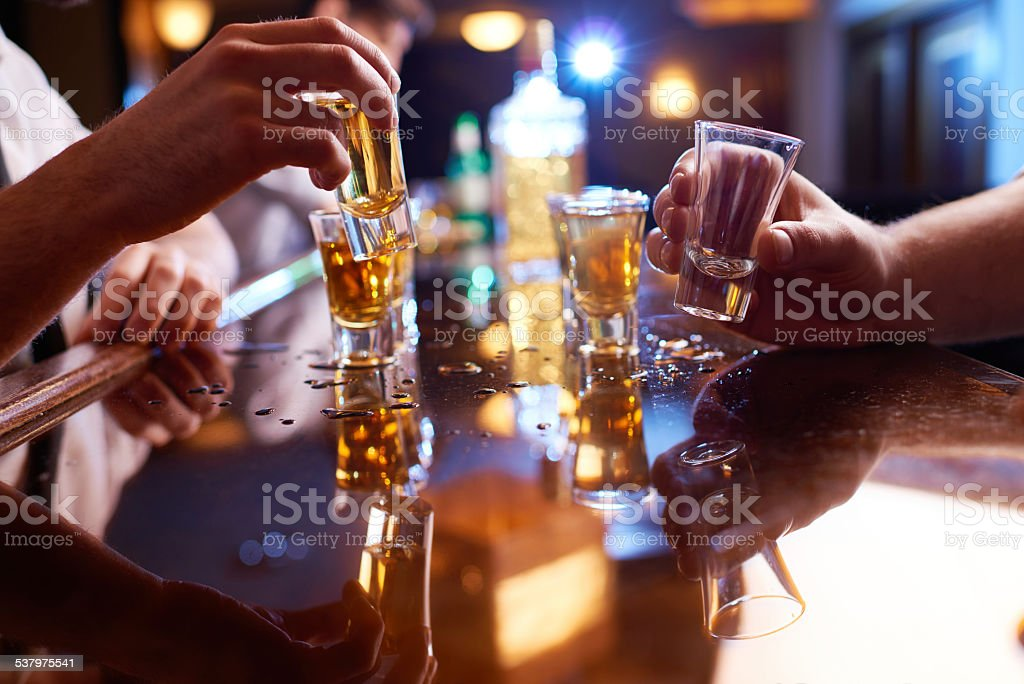 Time for some whiskey stock photo