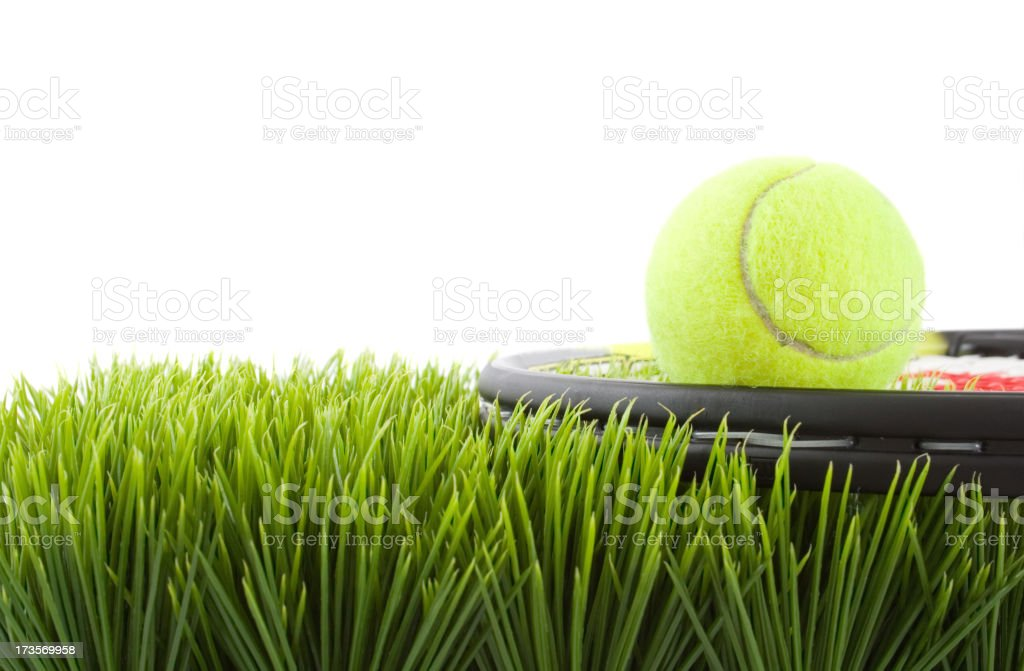 Time for tennis royalty-free stock photo