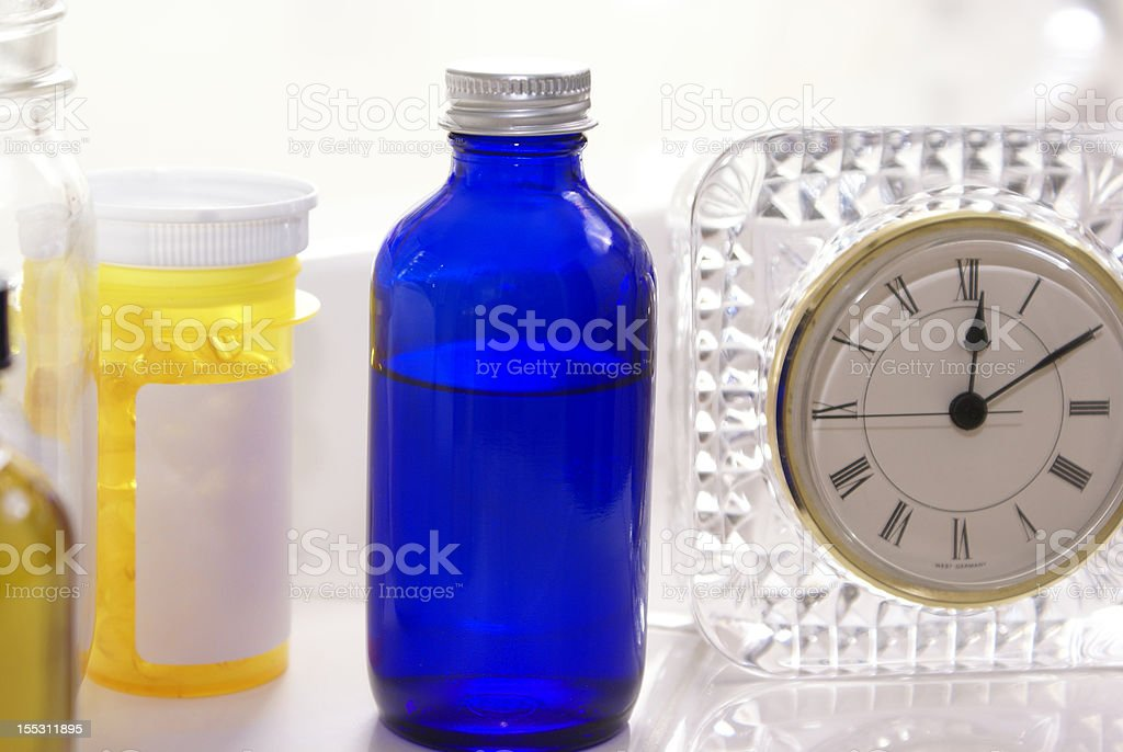 time for well being royalty-free stock photo