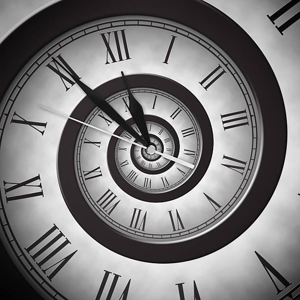 Time Infinity stock photo