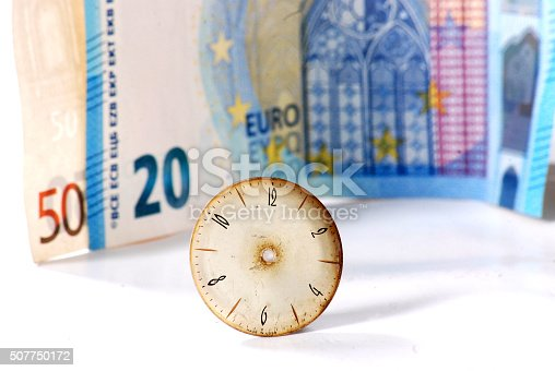 istock Time is money concept 507750172