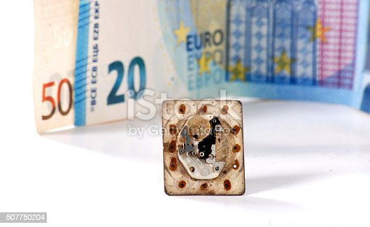 istock Time is money concept 507750204