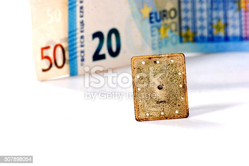 istock Time is money concept 507898054