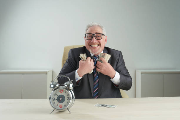 time is money - hoarding stock photos and pictures