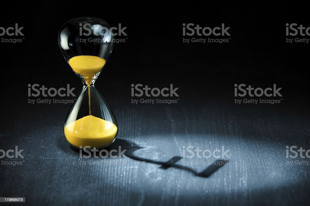 Time is Money - Pounds royalty-free stock photo