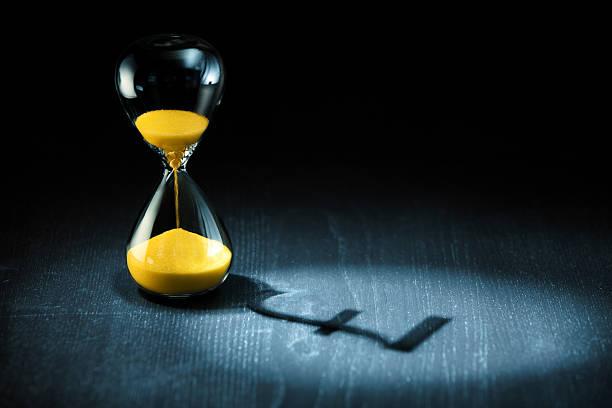 Zeit ist Geld-Pfund – Foto