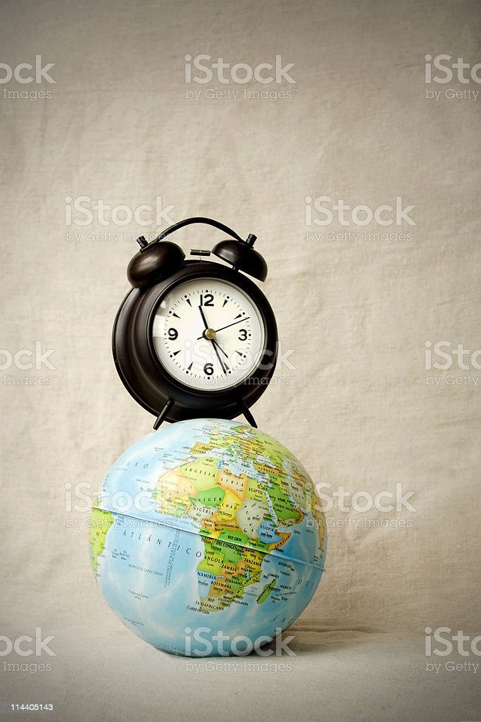Time is short... royalty-free stock photo