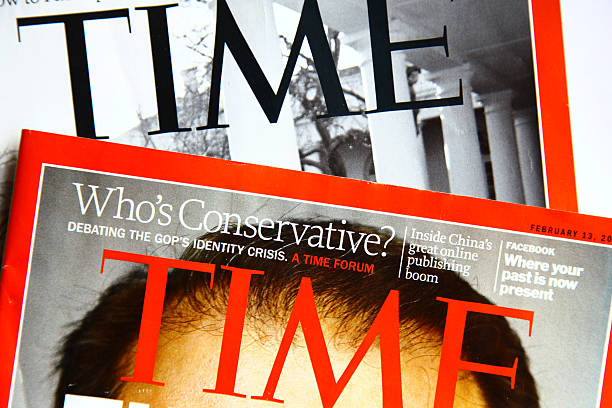 "Time magazine ""London, United Kingdom- February 20, 2012: Time magazine is an American weekly news magazine published in New York."" time magazine stock pictures, royalty-free photos & images"