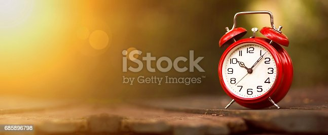816405814 istock photo Time management banner 685896798