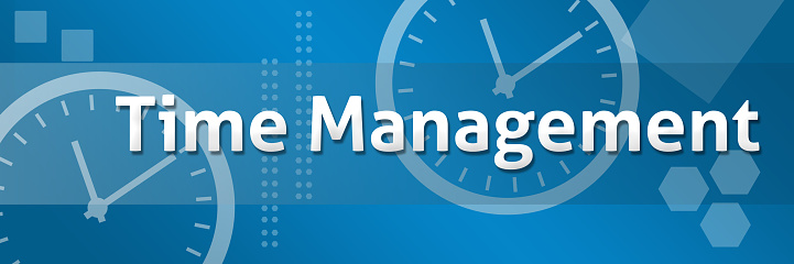 Time Management Business Theme Background Banner Stock Photo Download Image Now Istock