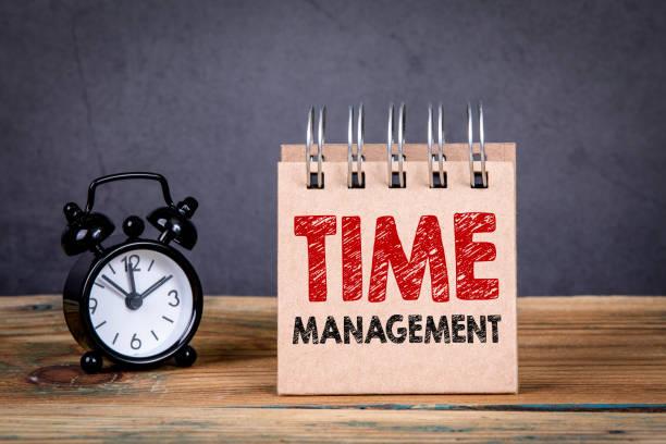 Zeitmanagement-Konzept – Foto