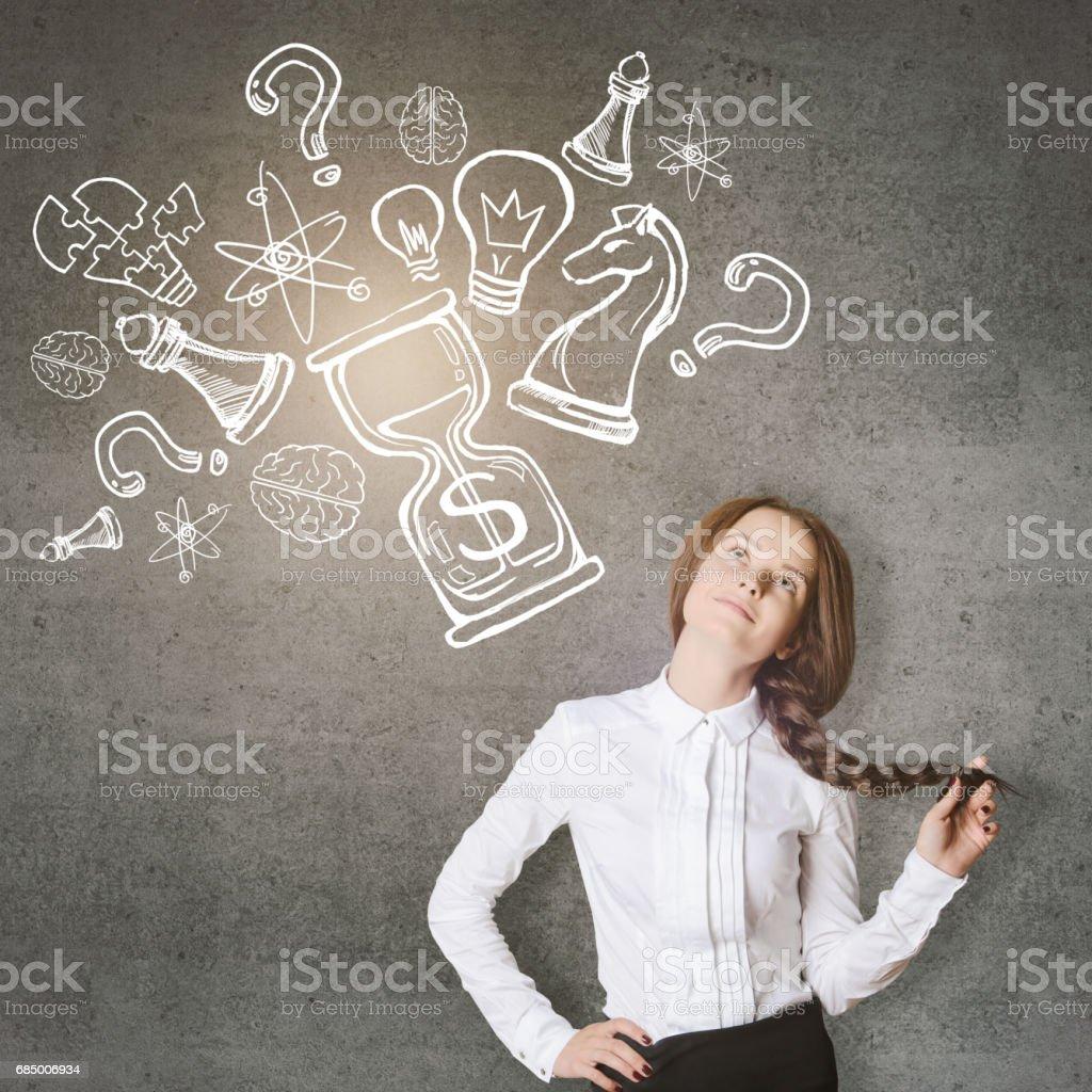 Time management concept Lizenzfreies stock-foto