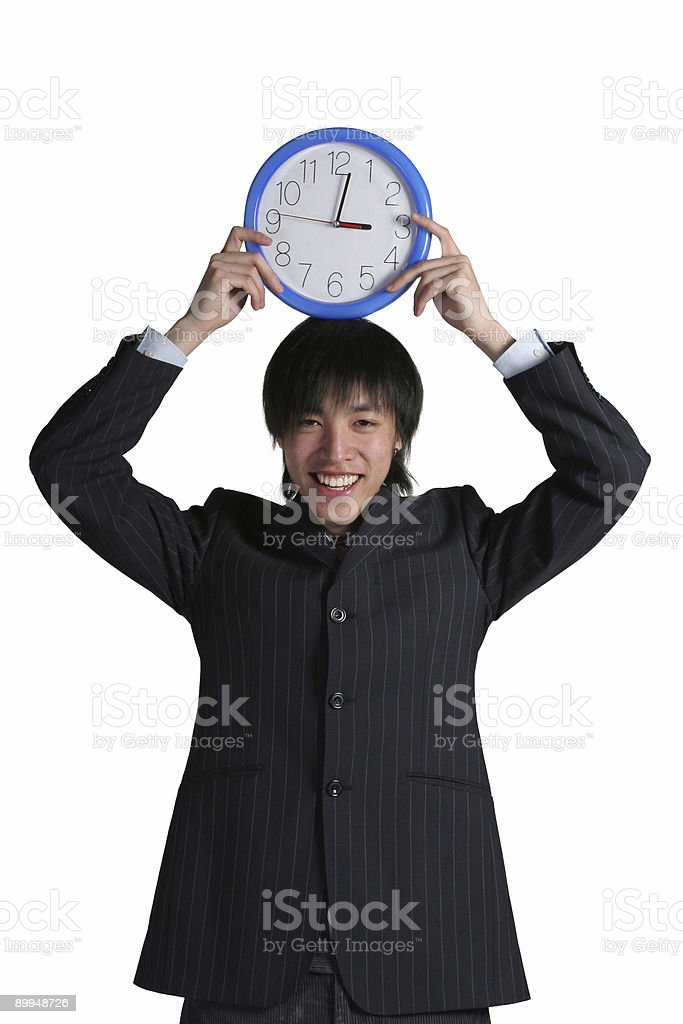 Time on my mind royalty-free stock photo