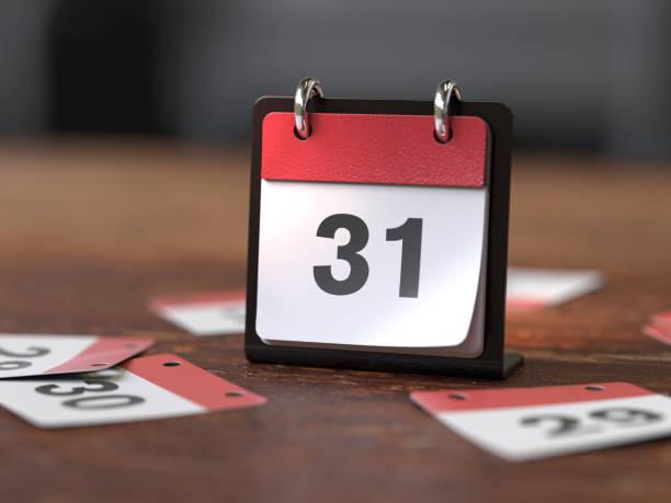 temps qui passe, - calendrier digital journée photos et images de collection