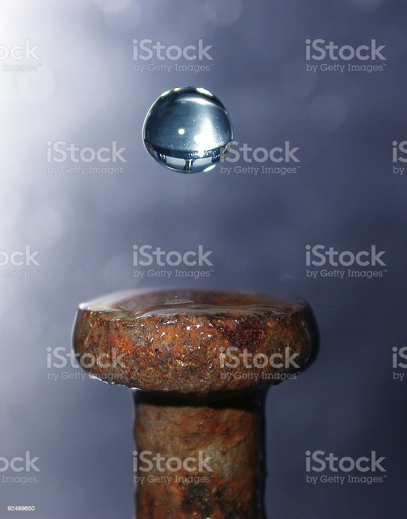 Time passing royalty-free stock photo