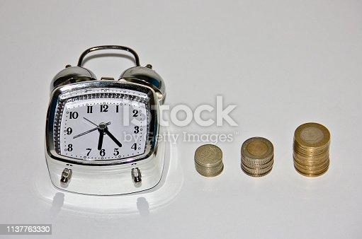 1129545215 istock photo Time 1137763330
