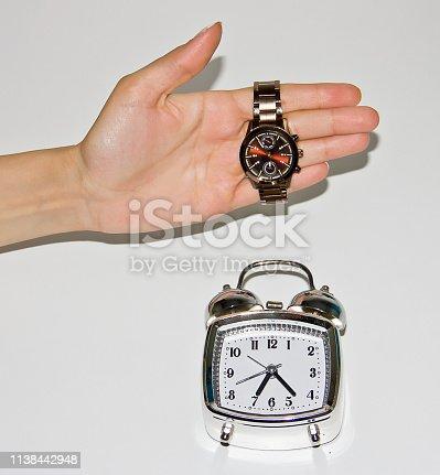 1129545215 istock photo Time 1138442948