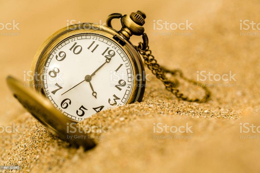 Time. stock photo